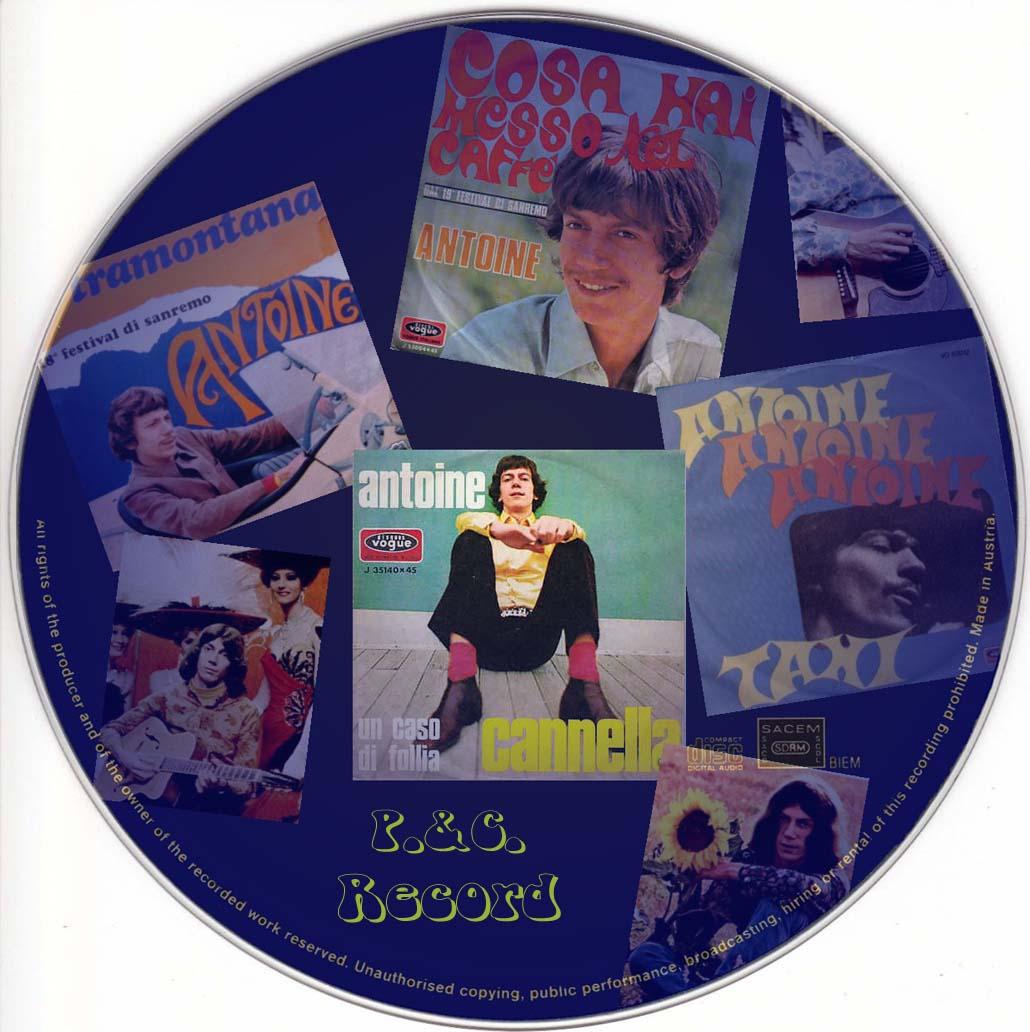 antoine in italiano CD