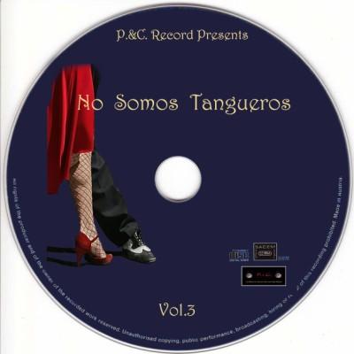 01 VA - No somos tangueros 3 CD