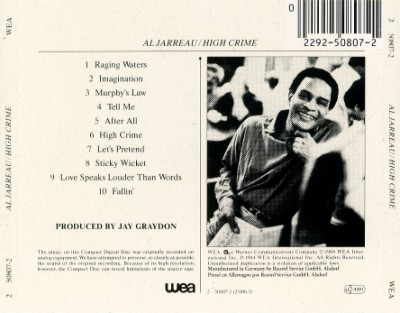 Al Jarreau - High_Crimes-[Back]