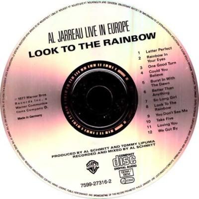 Al Jarreau - Look To The Rainbow Cd