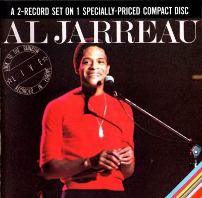 Al Jarreau - Look To The Rainbow front