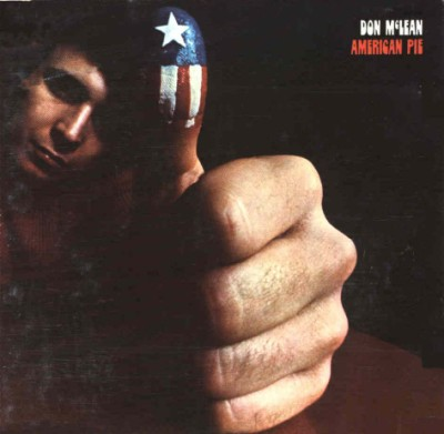 Don McLean - American Pie Front