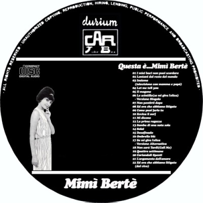 Mimi CD