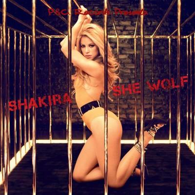 shakira - shewolf front
