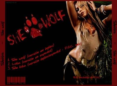 shakira - shewolf retro