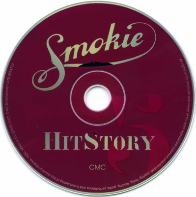 Smokie5CD